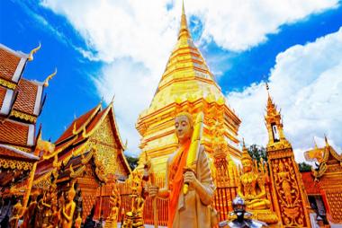 Hà Nội - Chiang Mai - Chiang Rai 4N3Đ Bay Air Asia