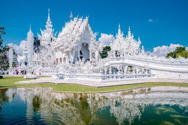 Vinh - Hà Nội - Chiang Mai - Chiang Rai 4N4Đ
