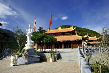 Tour Côn Đảo Tâm Linh 2N1Đ - Bao Vé Tàu Cao Tốc