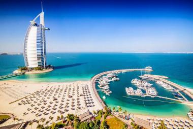 Vinh - Hà Nội - Dubai - Abu Dhabi - Sa Mạc Safari 6N Bay EK