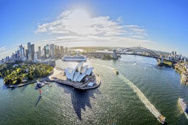 Vinh - Sydney - Canberra - Melbourne 7N6Đ Bay Vietnam Airlines