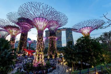 Hải Phòng - Hà Nội - Singapore - Batam 4N3Đ, KS 3,4* - Bay Vietjet Air
