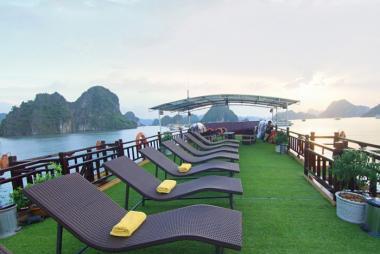 Hà Nội - Hạ Long - Du Thuyền Golden Star 3* 2N1Đ