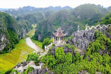 Tour Hà Nội - Tràng An - Hang Múa 1 Ngày