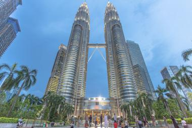 HCM - Penang - Ipoh - Kuala Lumpur 5N4Đ Bay Air Asia