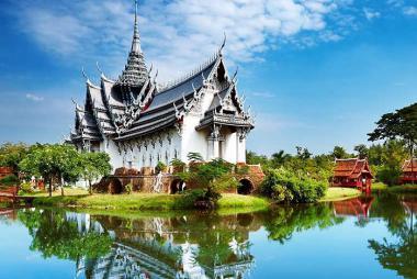 Vinh - Hà Nội - Bangkok - Pattaya 5N5Đ