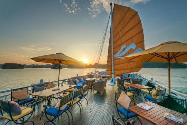 Hà Nội - Hạ Long - Du Thuyền Paradise & Khách Sạn Wyndham Legend 4* 3N2Đ