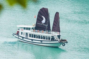 Hà Nội - Hạ Long - Du Thuyền Phoenix 3* 1 Ngày