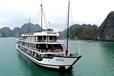 Hà Nội - Hạ Long - Du Thuyền Serenity 5* 2N1Đ
