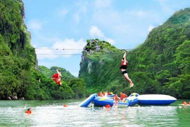 Tour Huế - Sông Chày Hang Tối 1 Ngày