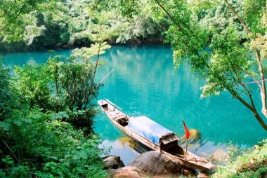 Tour Động Thiên Đường - Sông Chày Hang Tối 1 Ngày