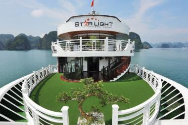 Hà Nội - Hạ Long - Vịnh Bái Tử Long - Du Thuyền Starlight 5* 2N1Đ