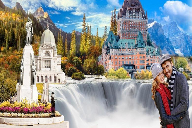 HCM - Toàn Cảnh Canada Đặc Biệt 12N11Đ