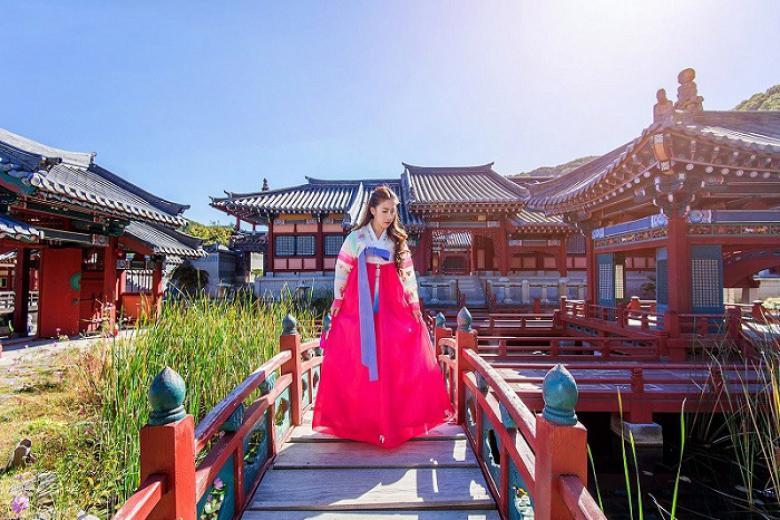 Vinh - Seoul - Nami - Everland 5N Bay TW