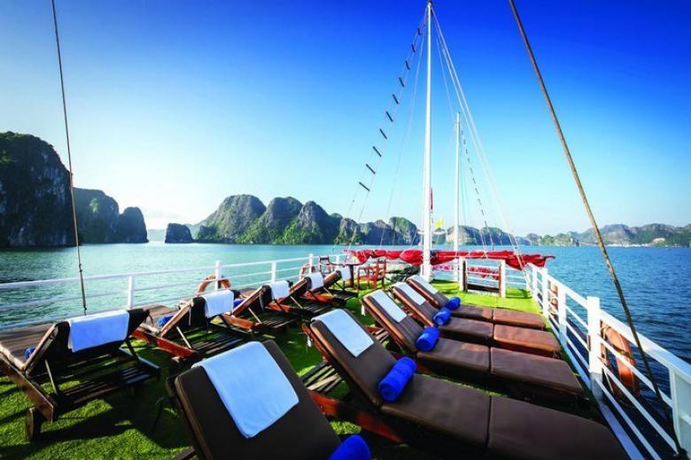 Hà Nội - Hạ Long - Du Thuyền Grayline 4* 2N1Đ