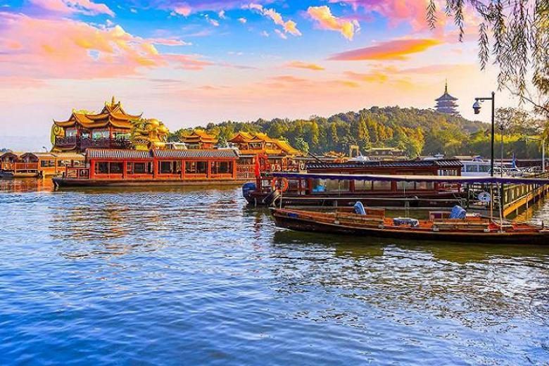 Vinh - Hà Nội - Thượng Hải - Hàng Châu - Tô Châu - Bắc Kinh 7N7Đ