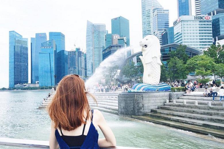 Vinh - Hà Nội - Singapore - Malaysia 6N5Đ
