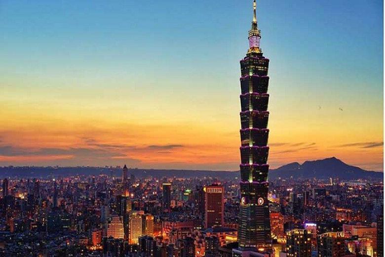 Tháp Taipei