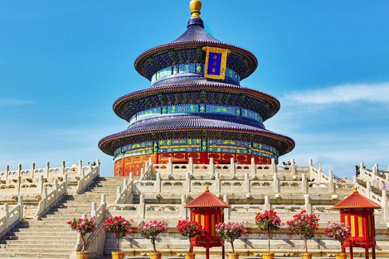 Vinh - Hà Nội - Bắc Kinh - Vạn Lý Trường Thành 5N5Đ
