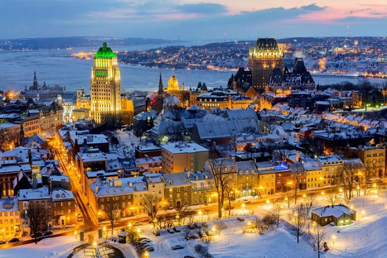 Hà Nội - Đông Tây Canada 11N10Đ