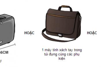 Hỏi đáp về hành lý, giấy tờ cần thiết, thủ tục hải quan tại sân bay?