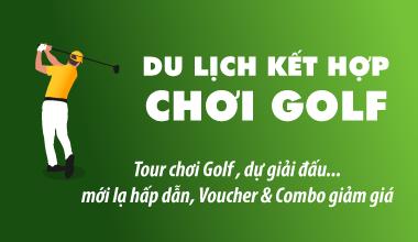 Tour du lịch Golf