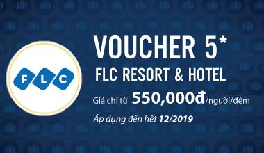 Voucher FLC Hotel & Resort